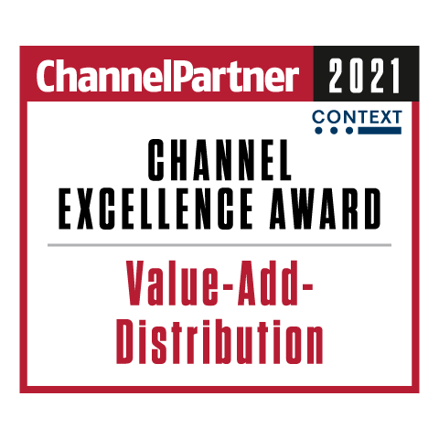 ChannelPartner Excellence Award 2021
