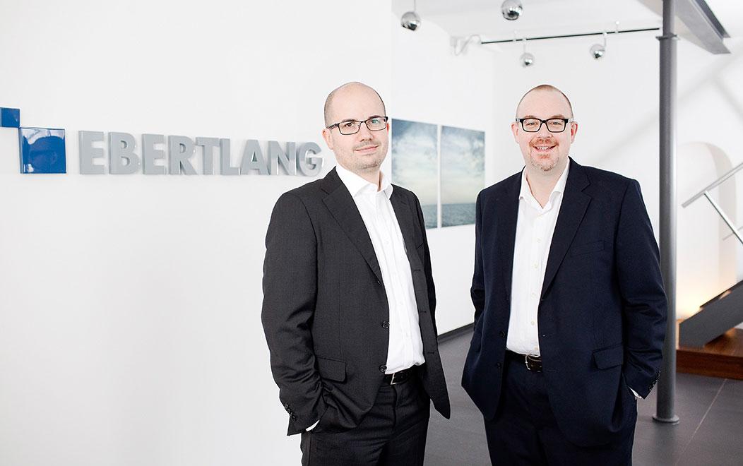 Steffen Ebert & Volker Lang