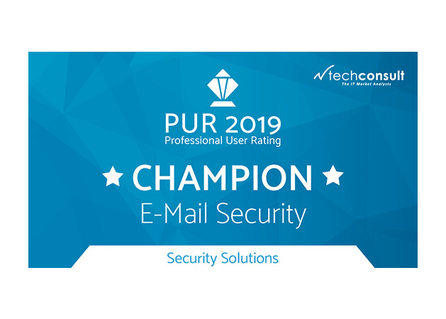 PUR 2019 - Email Security