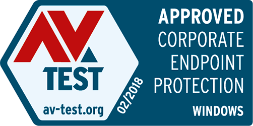 AV Test Approved Corporate Endpoint Protection