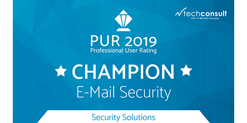 PUR 2019 - E-Mail Security
